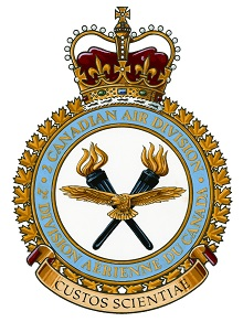 2 Canadian Air Division Badge