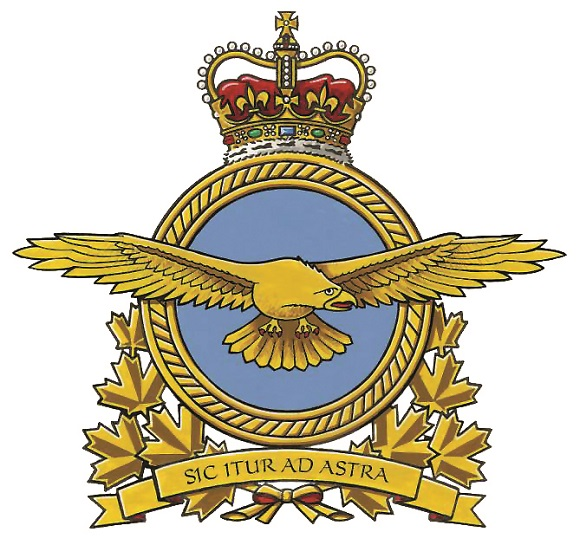 Royal Canadian Air Force Insignia