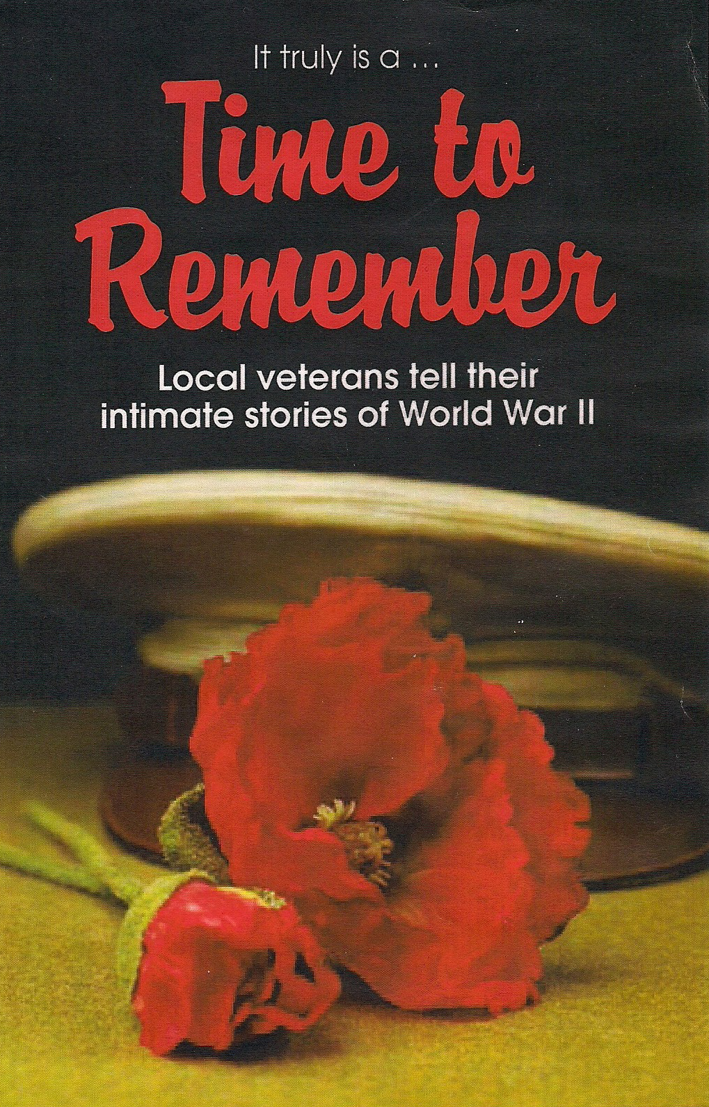 L'affiche de la vidéo « Time to Remember ». Le texte se lit comme suit : 