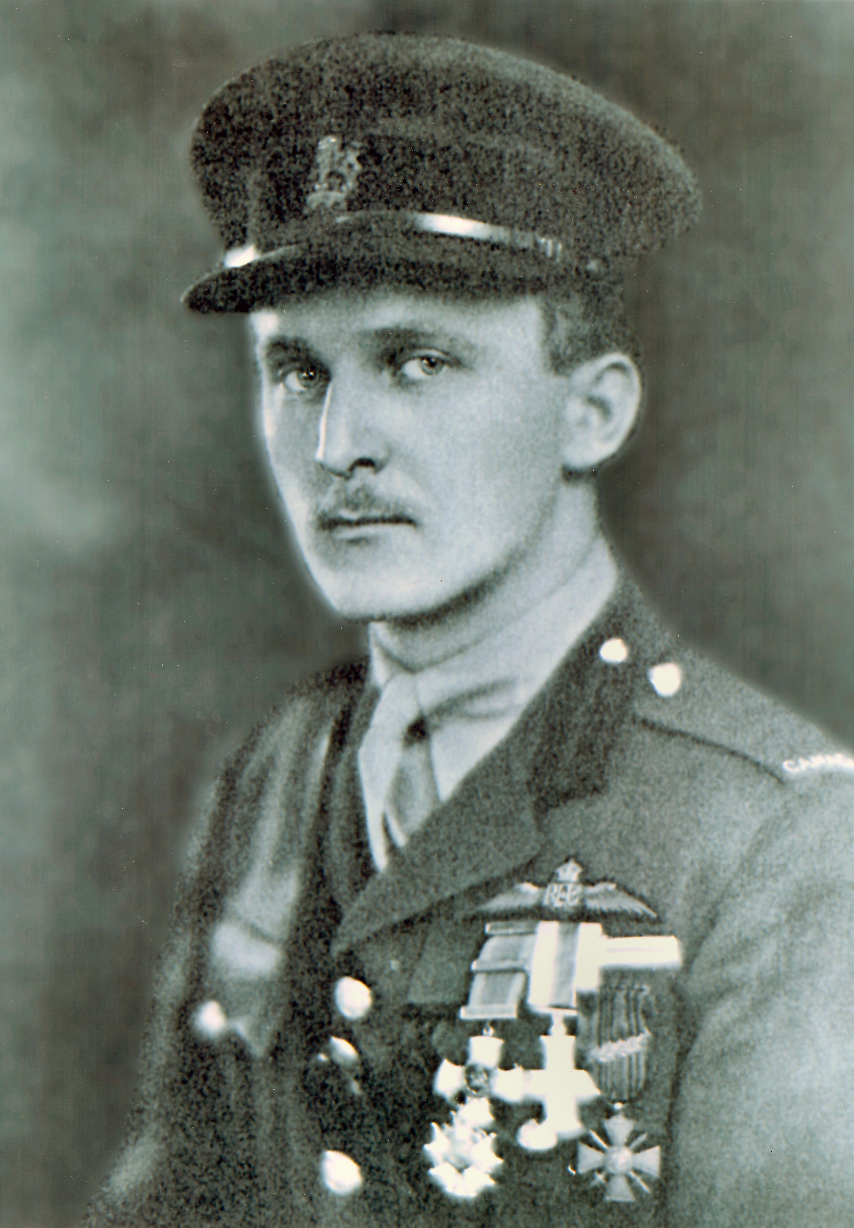 Le lieutenant-colonel William Avery « Billy » Bishop. PHOTO : MDN