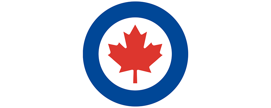 diapositives - The RCAF roundel