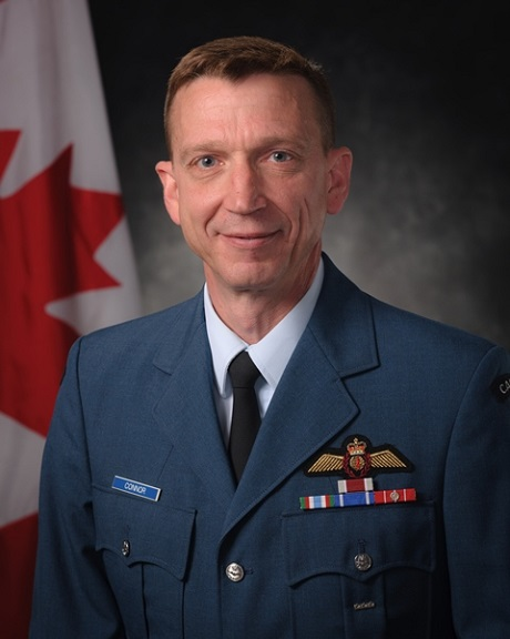 Colonel S.A. Connor, CD