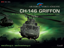 CH-146 Griffon - Front